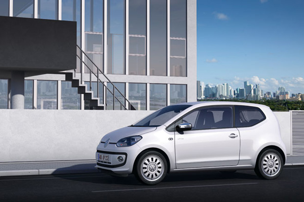 Image of 2012 Volkswagen up!
