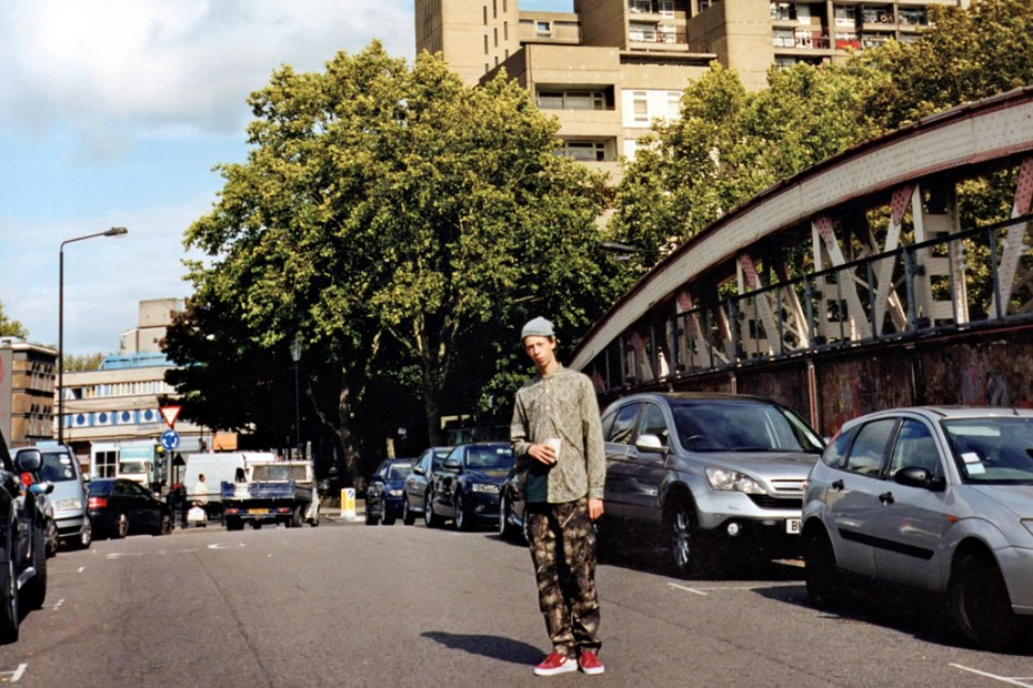 Image of WARP Magazine: Supreme In London Editorial