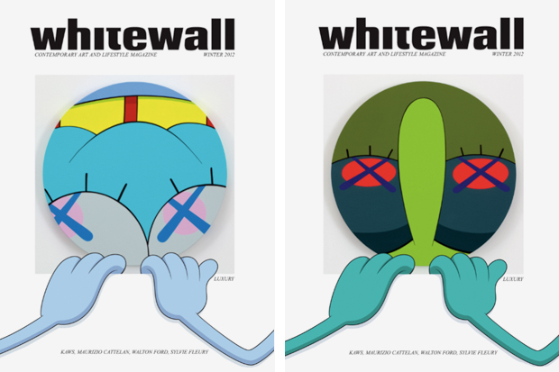 Image of Whitewall Issue 24 featuring KAWS
