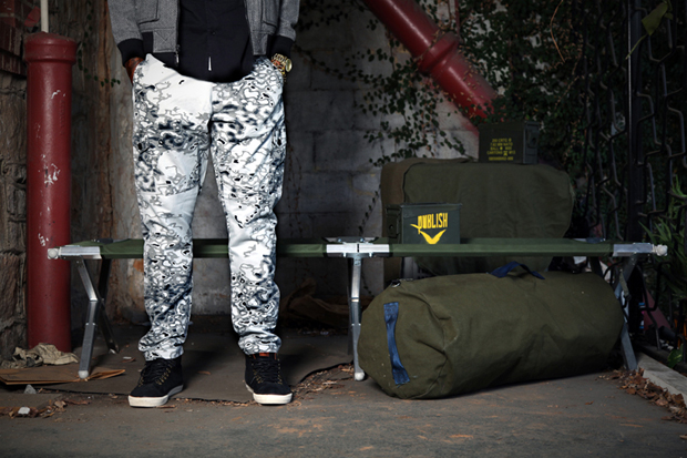 Image of Wish x Publish Wellsworth Pants