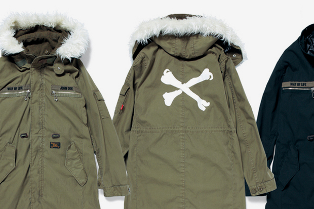 Image of WTAPS M-51 Fishtail Parka