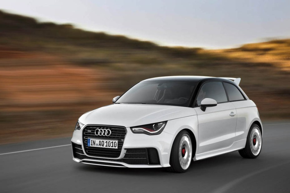 Image of 2012 Audi A1 Quattro