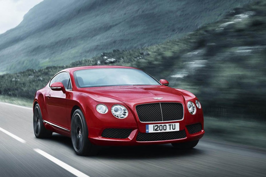 Image of 2012 Bentley Continental GT & GTC V8