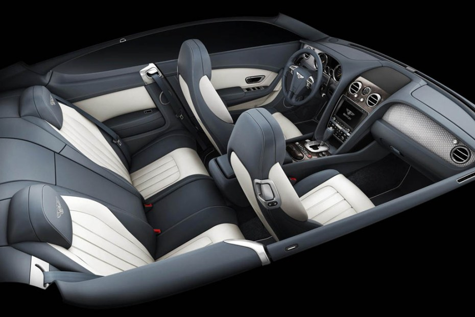 Image of 2012 Bentley Continental GT & GTC V8
