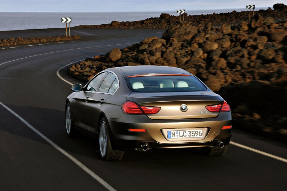 Image of 2013 BMW 6 Series Gran Coupe