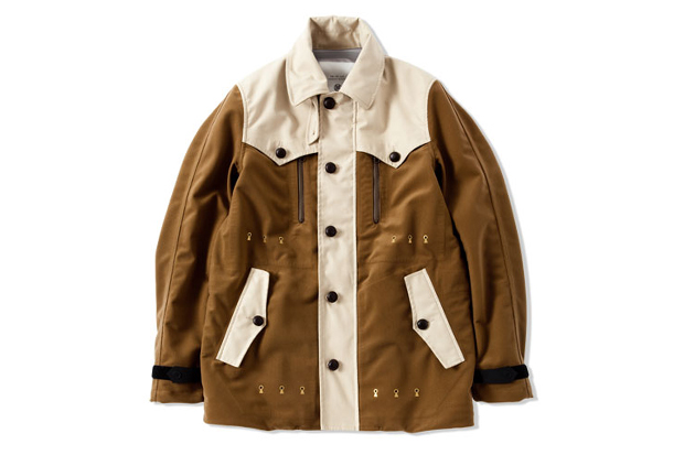 Image of 84-74 lab.takahiro kuraishi RANCH COAT