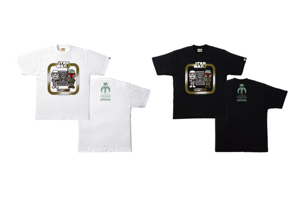 Image of A Bathing Ape x Star Wars 2012 Capsule Collection