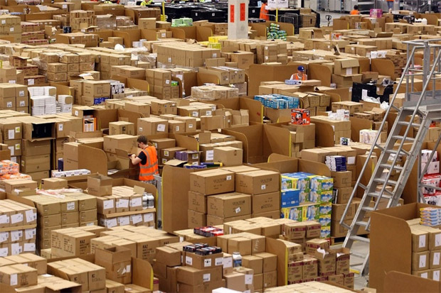 Image of A Look Inside Amazon