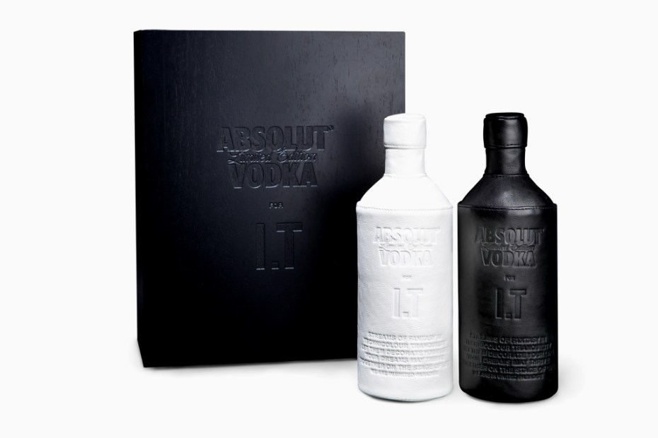 Image of Absolut Vodka x I.T Boxset