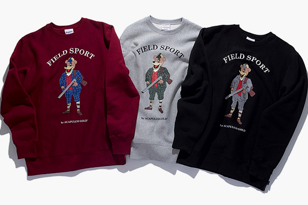 Image of Acapulco Gold 2011 Holiday Collection
