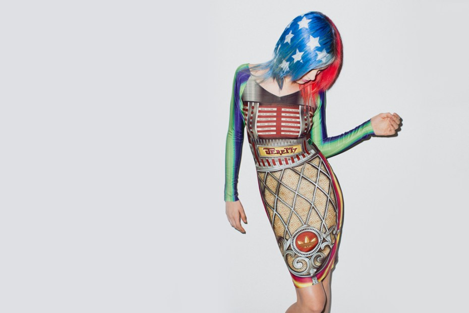 Image of adidas Originals by Jeremy Scott  2012 Spring/Summer Collection Lookbook