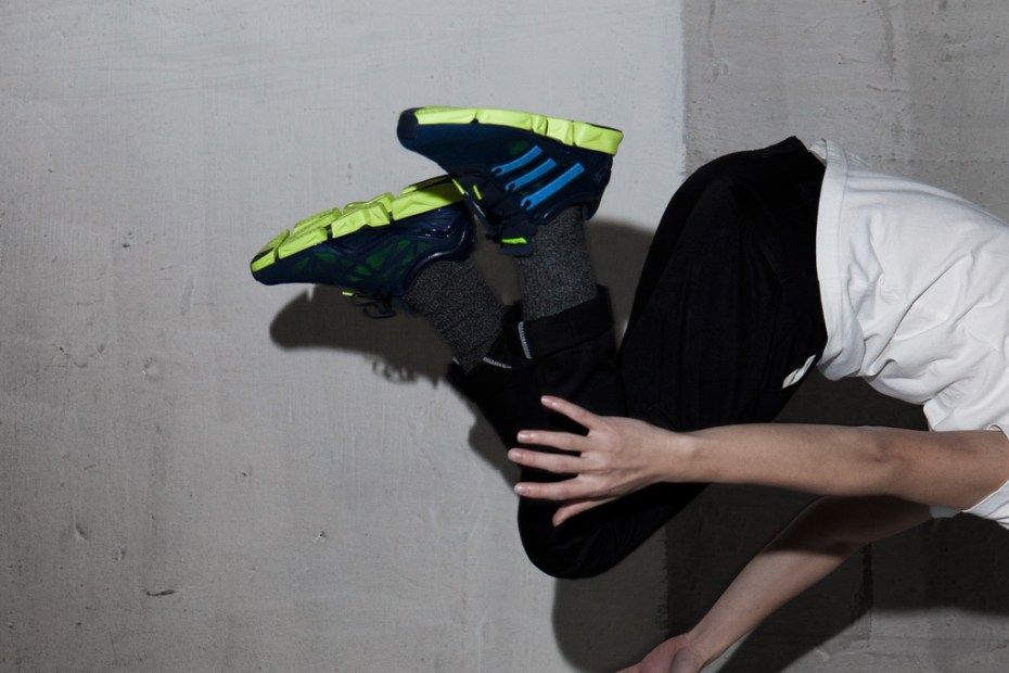 Image of adidas Originals H3LIUM ZXZ Runner Lookbook