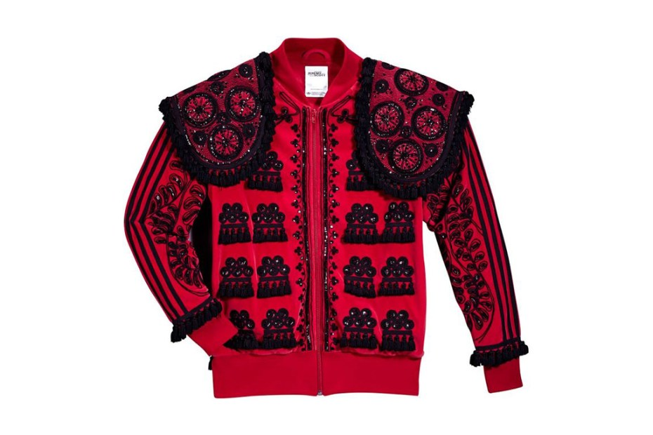 Image of adidas Originals JS Torero Superstar Track Top