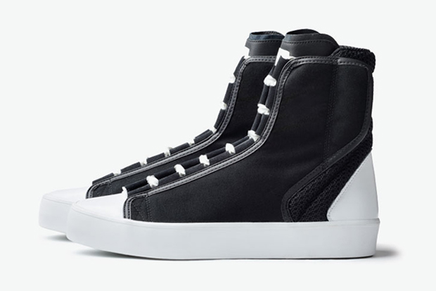 Image of adidas SLVR High Top Lace