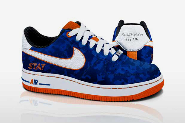 "Image of Amar'e Stoudemire x Nike Sportswear ""Always On"" Air Force 1"