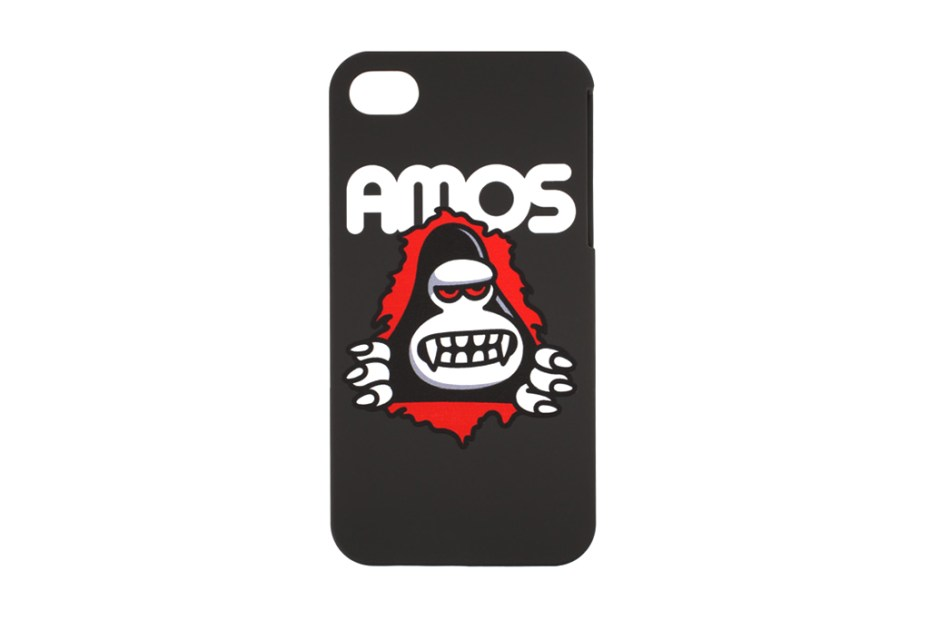 Image of Amos Toys iPhone 4/4S &quot;Ripper Ken&quot; Case