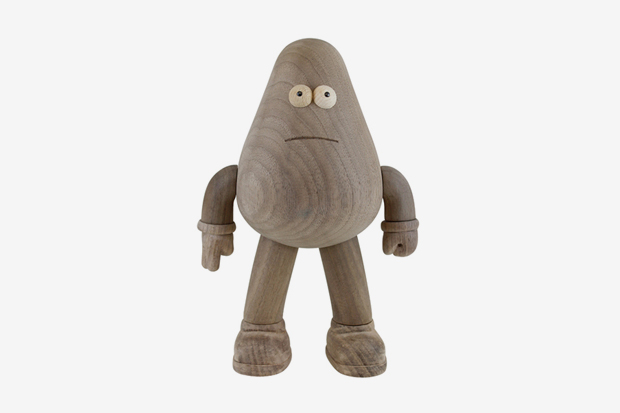 Image of Amos Toys Wood Yod 2nd