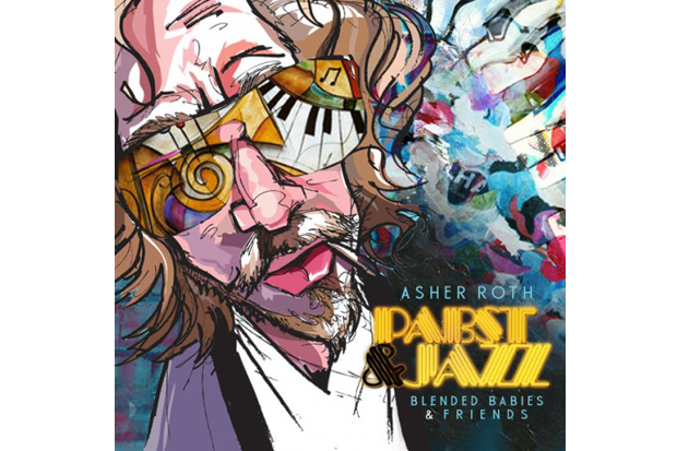 Image of Asher Roth – Pabst & Jazz: Blended Babies & Friends (Mixtape)