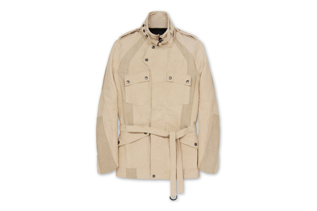 Image of Balmain 2012 Spring/Summer Safari JL Coat