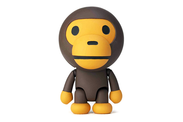 "Image of A Bathing Ape ""BABY MILO"" Figure"