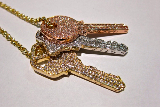 "Image of Ben Baller for Pusha T ""Keys"" Chain"