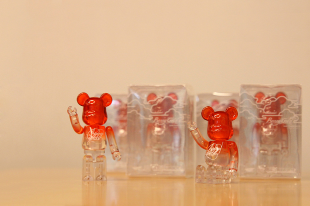 "Image of Benny Gold x Medicom Toy Bearbrick ""SF Fog Series"""