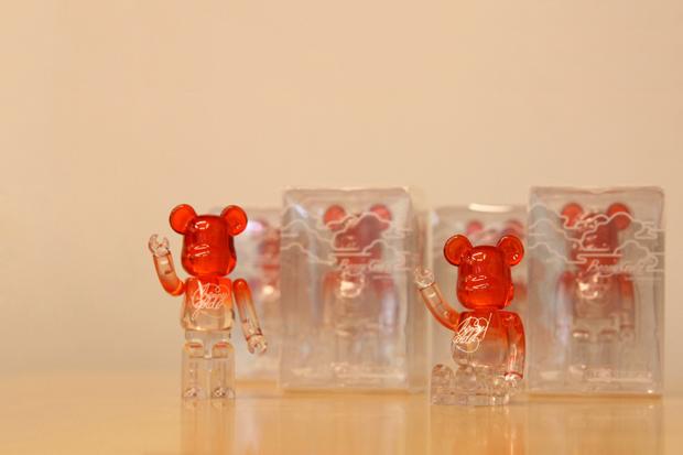 "Image of Benny Gold x Medicom Toy Bearbrick ""SF Fog Series"""