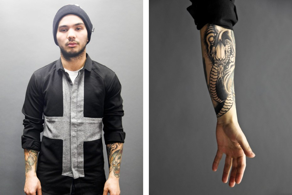 """Image of Black Scale 2011 Holiday """"Seize the Darkness"""" Collection"""