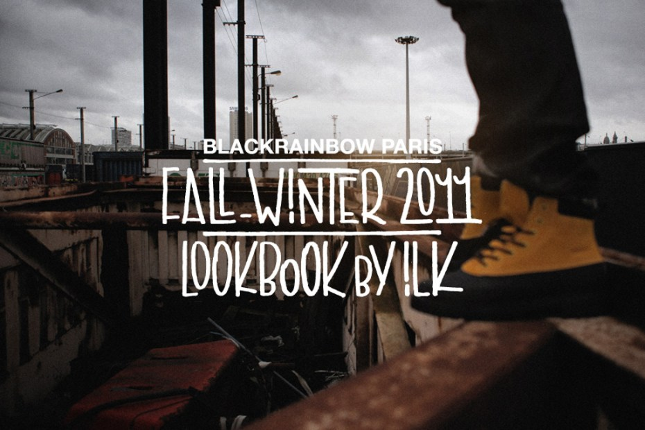 Image of BlackRainbow 2011 Fall/Winter Lookbook