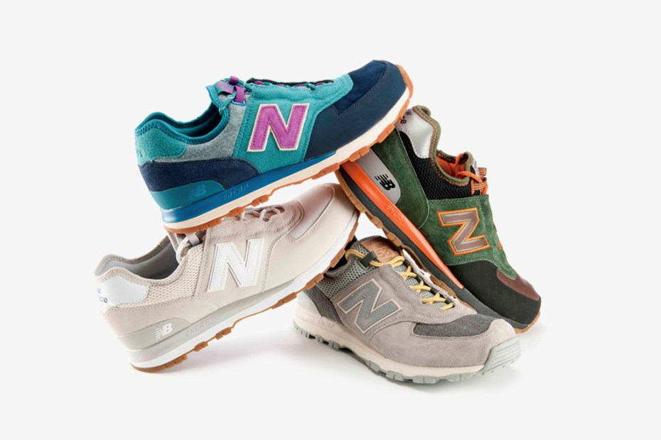 Image of Bodega, mita Sneakers, 24 Kilates & Kasina x New Balance ML581 Collection