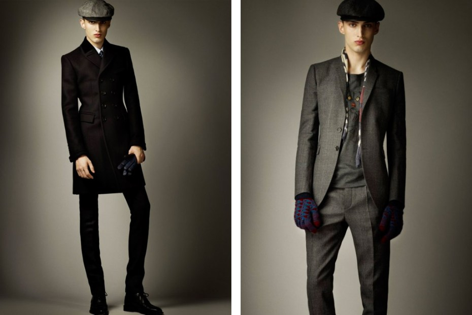 Image of Burberry Prorsum 2012 Fall/Winter Pre-Collection