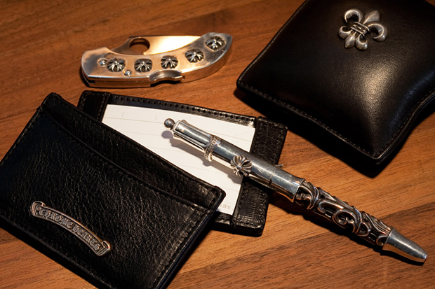 Image of Chrome Hearts 2011 Stationery Collection