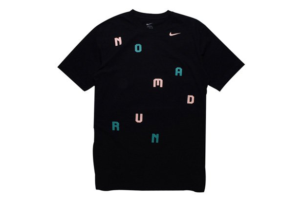 Image of CLOT NOMADRUN Nike Charity Project T-Shirts