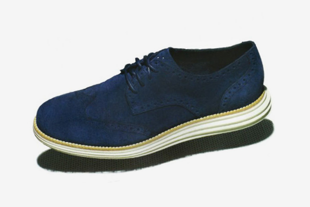 Image of Cole Haan x Nike Lunargrand Preview