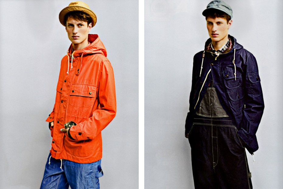 Image of Junya Watanabe COMME des GARCONS MAN 2012 Spring/Summer Preview