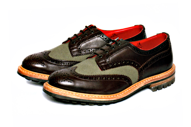 Image of Junya Watanabe COMME des GARCONS MAN x Tricker's Country Brogues
