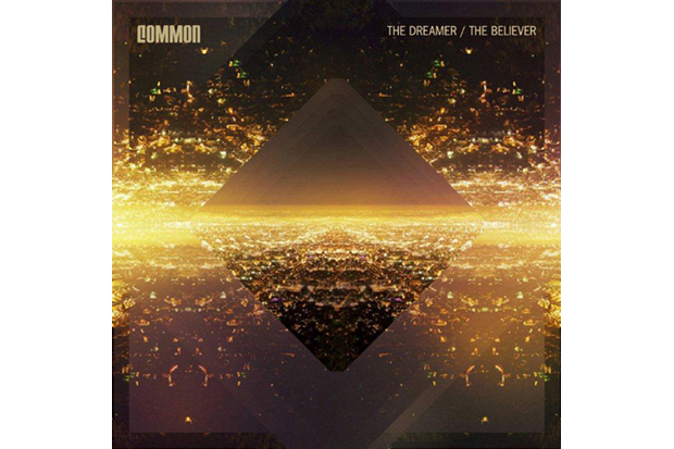 Image of Common featuring John Legend - The Believer