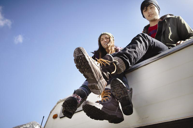Image of Converse 2011 Fall/Winter Outsider Collection Lookbook
