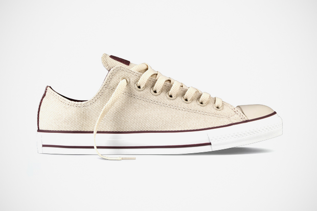 Image of Converse 2011 Holiday Chuck Taylor All Star Ox Coated Canvas