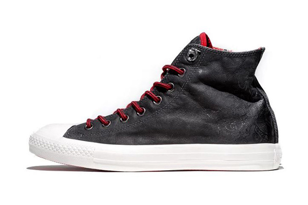 """Image of Converse Chuck Taylor All Star Hi """"Year of the Dragon"""""""