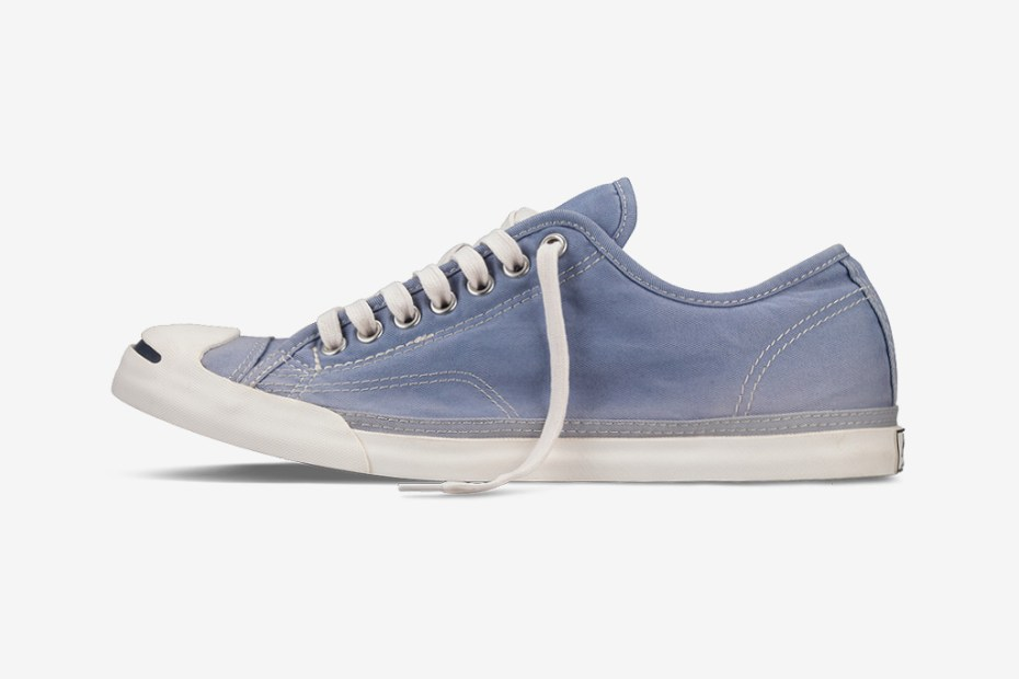 "Image of Converse Jack Purcell Low Profile Slip ""Salty Dip"""