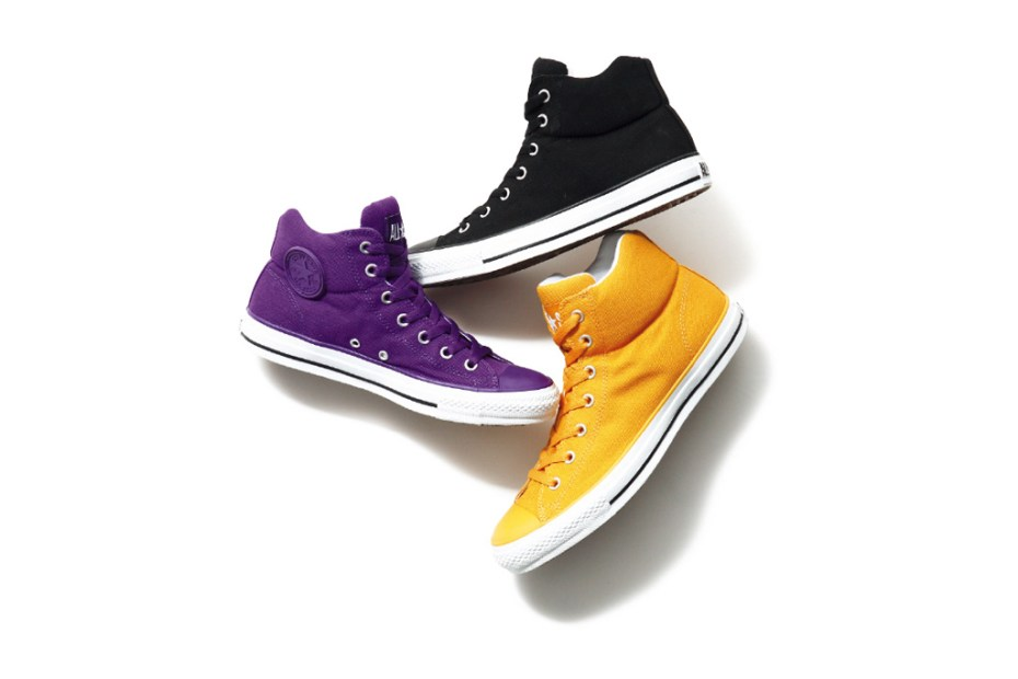 Image of Converse Japan All Star VP Upside-Mono HI