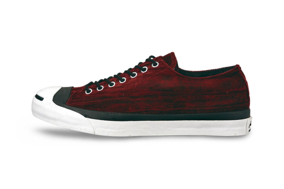 Image of Converse Japan Jack Purcell Veludo