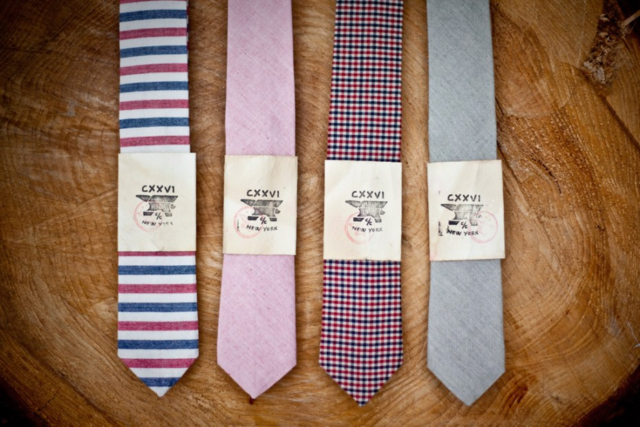 Image of CXXVI 2011 Holiday Ties Collection 