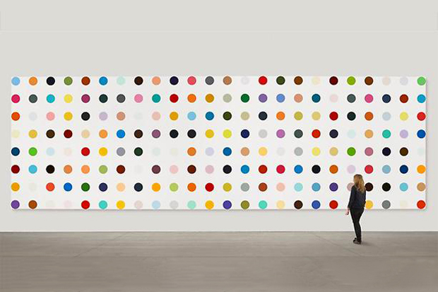 Image of Damien Hirst: The Complete Spot Paintings 1986-2011