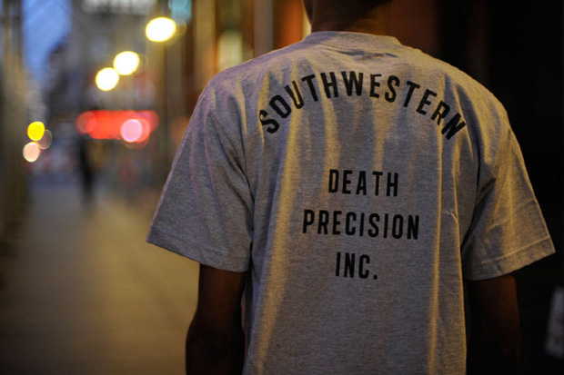 Image of Death Precision, Inc. by thebrandwithnoname 2011 Holiday Release