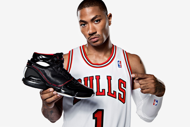 Image of Derrick Rose to Sign $250 Million Deal with adidas