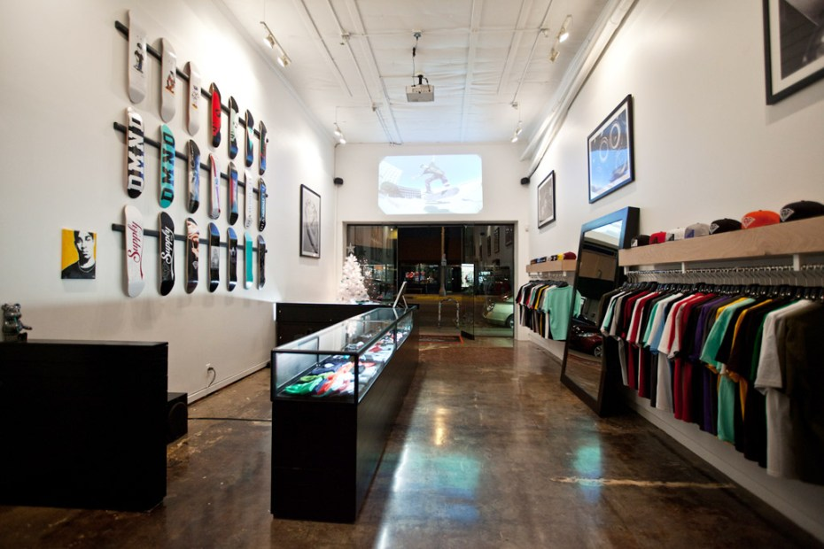 Image of Diamond Supply Co. Fairfax Store Reopening