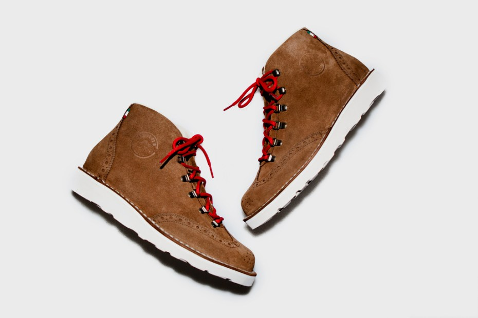 Image of Diemme Brogue Hiking Boot