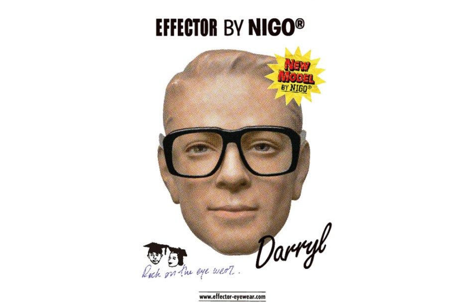 Image of EFFECTOR by NIGO 2011 Holiday Collection
